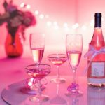 pink paso wine for valentines' day
